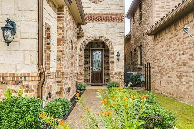 10017 Lakeside Drive, Fort Worth, TX 76179 (MLS #14440209) :: The Chad Smith Team