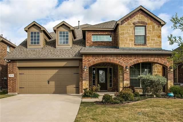 10108 Ransom Ridge Road, Mckinney, TX 75072 (MLS #14440215) :: Real Estate By Design