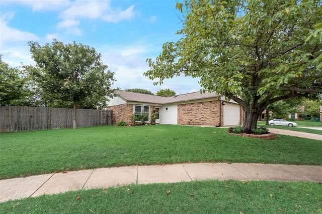 7309 Levitt Court, Watauga, TX 76148 (MLS #14440216) :: The Kimberly Davis Group