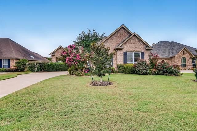 3007 Rocky Creek Drive, Mansfield, TX 76063 (MLS #14440222) :: The Kimberly Davis Group