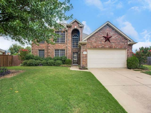 205 Moss Court, Mansfield, TX 76063 (MLS #14440229) :: All Cities USA Realty