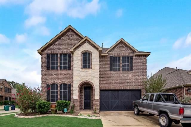 3201 Evening Wind Road, Denton, TX 76208 (MLS #14440253) :: Real Estate By Design