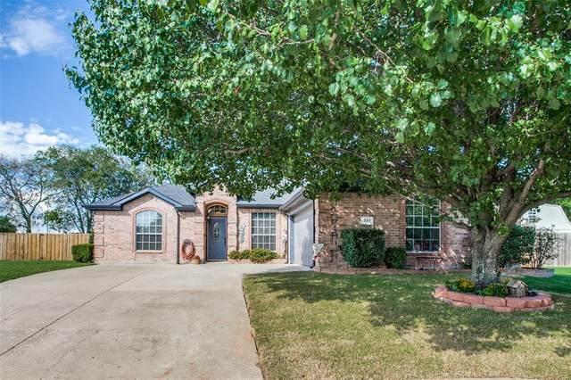 331 Lake Travis Drive, Wylie, TX 75098 (MLS #14440306) :: Bray Real Estate Group