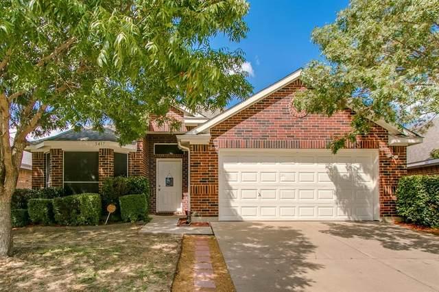 5417 Caribou Ridge Drive, Watauga, TX 76137 (MLS #14440310) :: The Kimberly Davis Group