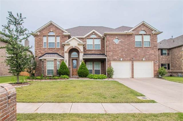 305 Adobe Lilly Court, Mansfield, TX 76063 (MLS #14440341) :: The Mitchell Group