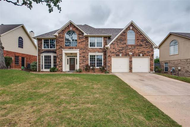 3317 Camden Drive, Flower Mound, TX 75028 (MLS #14440344) :: The Kimberly Davis Group