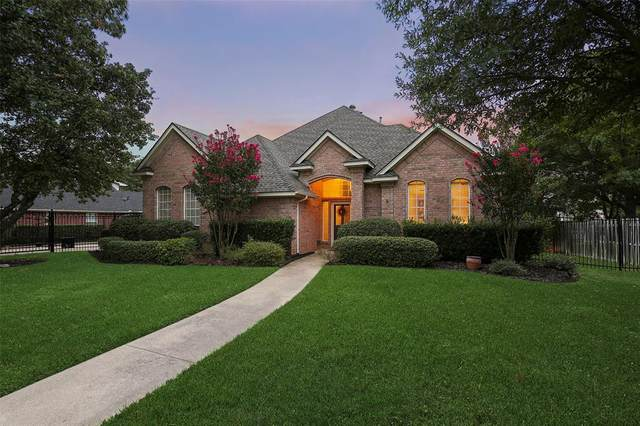 1502 Highland Oaks Drive, Keller, TX 76248 (MLS #14440370) :: The Tierny Jordan Network