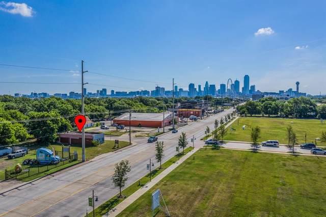 1001 Singleton Boulevard, Dallas, TX 75212 (MLS #14440390) :: Maegan Brest   Keller Williams Realty