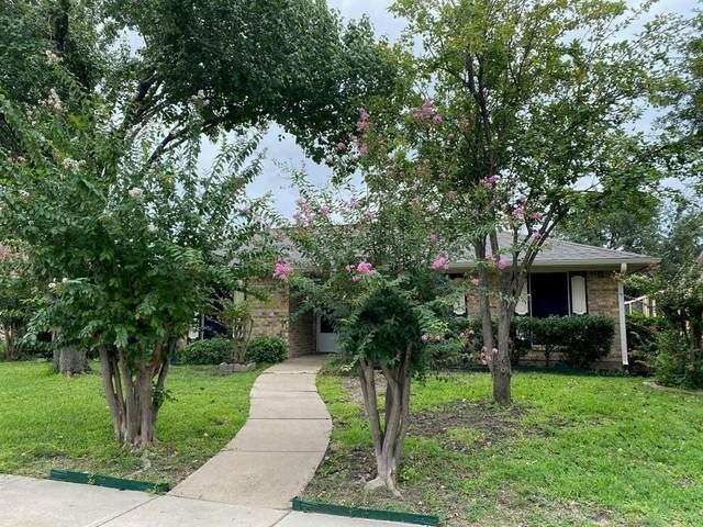 2240 Old Mill Road, Carrollton, TX 75007 (MLS #14440391) :: The Tierny Jordan Network