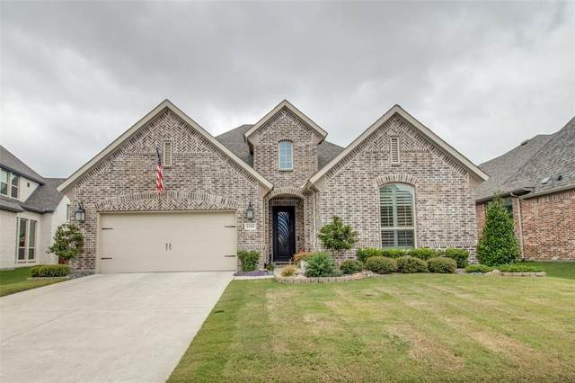 4160 Blue Sage Drive, Prosper, TX 75078 (MLS #14440413) :: The Kimberly Davis Group