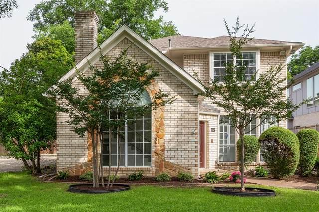 6125 Tremont Street, Dallas, TX 75214 (MLS #14440416) :: Bray Real Estate Group