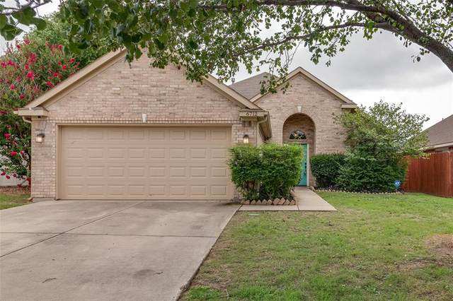 6712 Armstrong Court, Fort Worth, TX 76137 (MLS #14440421) :: Bray Real Estate Group
