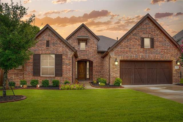 573 Still Meadow Drive, Keller, TX 76248 (MLS #14440426) :: The Tierny Jordan Network