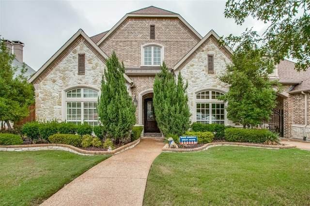 2713 King Arthur Boulevard, Lewisville, TX 75056 (MLS #14440428) :: The Mauelshagen Group