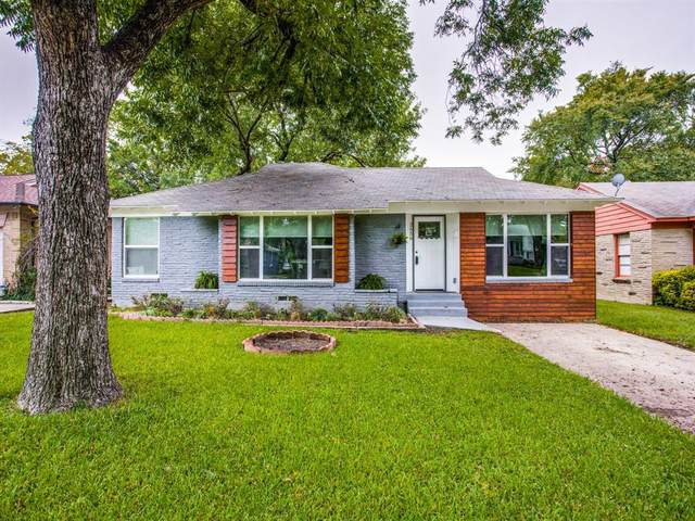 2656 San Marcus Avenue, Dallas, TX 75228 (MLS #14440477) :: Team Tiller