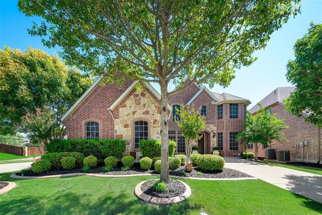 201 Chatfield Drive, Rockwall, TX 75087 (MLS #14440483) :: The Hornburg Real Estate Group