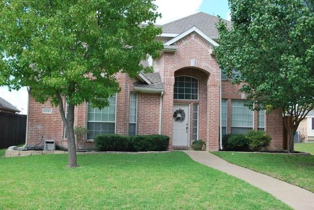 4545 Aspen Glen Road, Plano, TX 75024 (MLS #14440495) :: The Mauelshagen Group