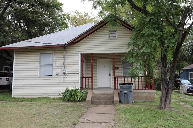 500 Wayne Street, Dallas, TX 75223 (MLS #14440500) :: RE/MAX Pinnacle Group REALTORS