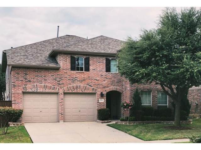 1705 Nighthawk Drive, Little Elm, TX 75068 (MLS #14440508) :: The Daniel Team