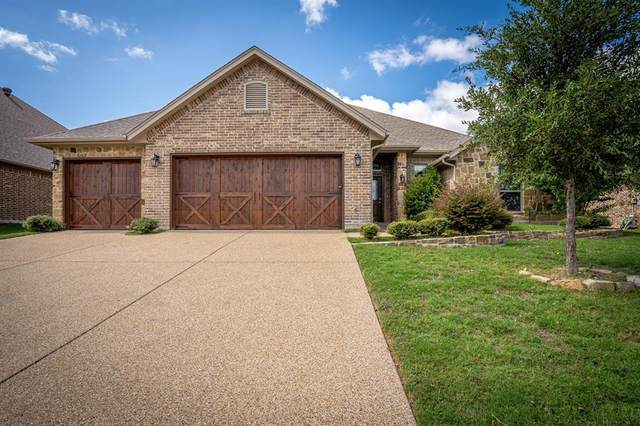 1017 Thistle Hill Trail, Weatherford, TX 76087 (MLS #14440517) :: RE/MAX Landmark