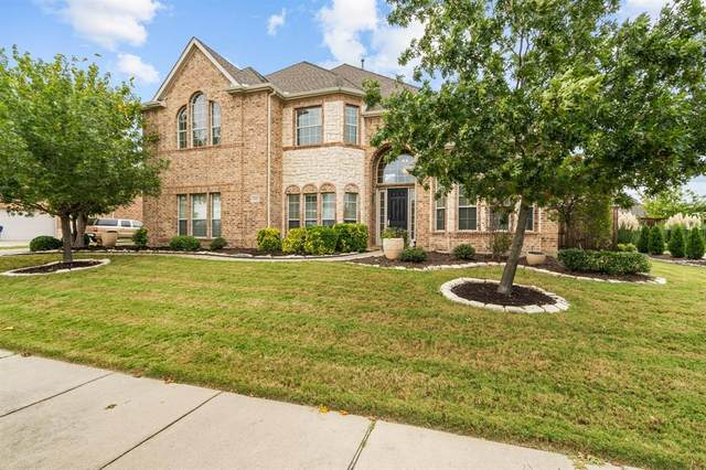 5942 Tascate Drive, Frisco, TX 75036 (MLS #14440518) :: Bray Real Estate Group