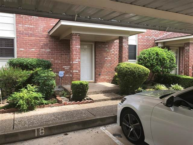 3141 Sappington Place C, Fort Worth, TX 76116 (MLS #14440521) :: All Cities USA Realty