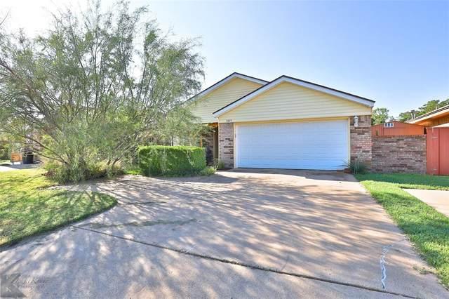 3825 Rebecca Lane, Abilene, TX 79606 (MLS #14440534) :: RE/MAX Landmark