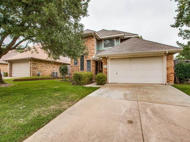 1462 Hampton Road, Grapevine, TX 76051 (MLS #14440541) :: RE/MAX Pinnacle Group REALTORS
