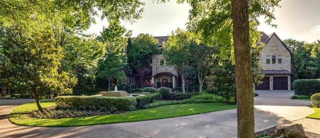 670 S Peytonville Avenue, Southlake, TX 76092 (MLS #14440565) :: The Mitchell Group
