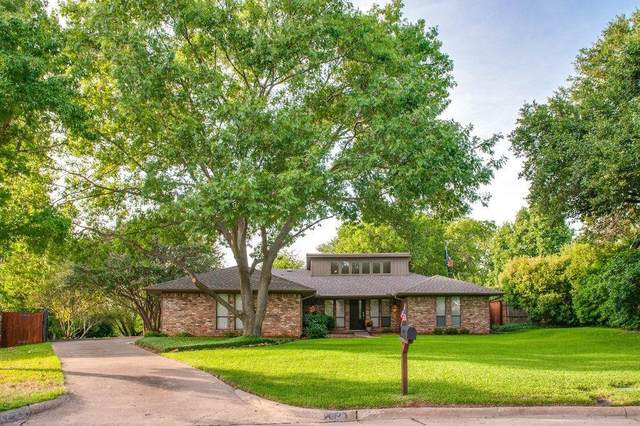 1829 W Terrace, Grand Prairie, TX 75050 (MLS #14440568) :: The Tierny Jordan Network