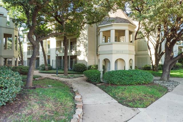 3105 San Jacinto Street #320, Dallas, TX 75204 (MLS #14440571) :: Premier Properties Group of Keller Williams Realty