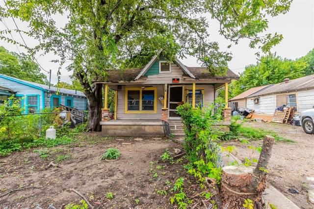 1004 Muncie Avenue, Dallas, TX 75212 (MLS #14440577) :: Maegan Brest   Keller Williams Realty
