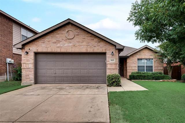 2025 Pine Knot Drive, Heartland, TX 75126 (MLS #14440616) :: The Mitchell Group