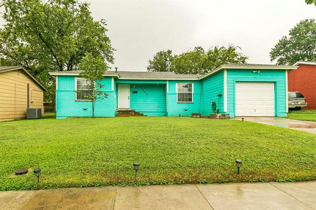 3844 Childress Street, Fort Worth, TX 76119 (MLS #14440633) :: Wood Real Estate Group