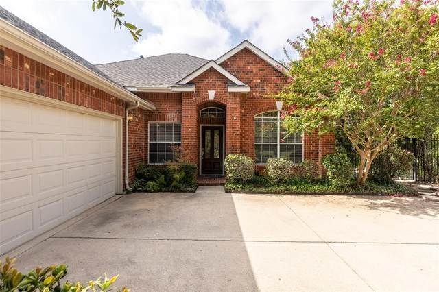 8341 Island Circle, Fort Worth, TX 76137 (MLS #14440648) :: The Mitchell Group