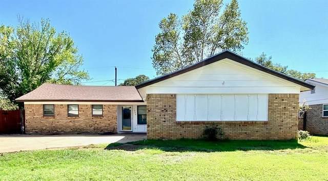1305 Renee Street, Breckenridge, TX 76424 (MLS #14440663) :: All Cities USA Realty