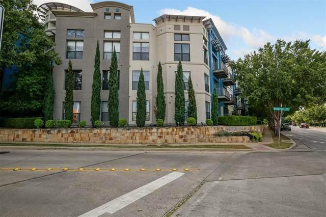 4414 Cedar Springs Road #129, Dallas, TX 75219 (MLS #14440671) :: The Mauelshagen Group