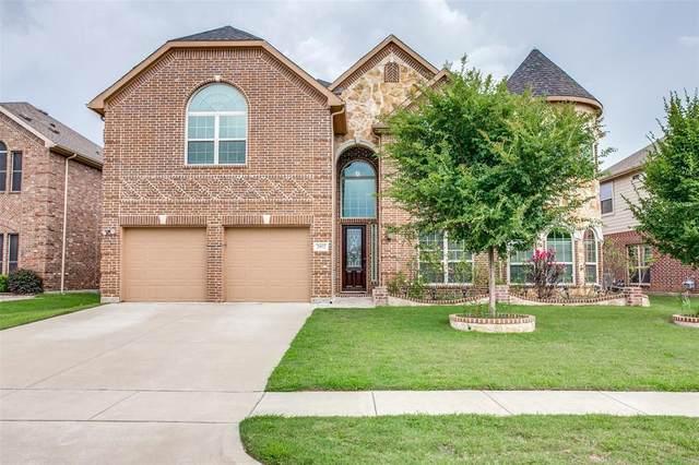 2952 Mirado, Grand Prairie, TX 75054 (MLS #14440724) :: The Hornburg Real Estate Group