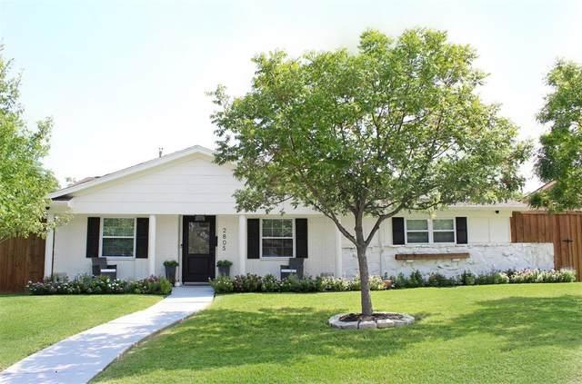 2805 Laramie Street, Irving, TX 75062 (MLS #14440738) :: EXIT Realty Elite