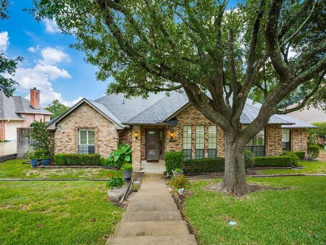 11901 Blue Creek Drive, Fort Worth, TX 76008 (MLS #14440740) :: Keller Williams Realty