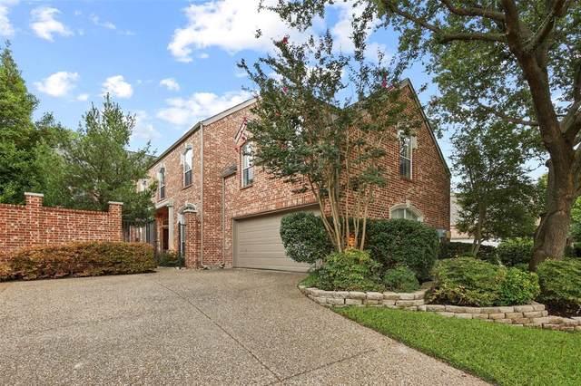 2712 Prestonwood Drive, Plano, TX 75093 (MLS #14440748) :: The Kimberly Davis Group