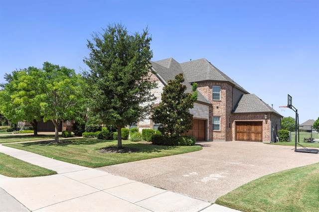 2213 Galloway Boulevard, Trophy Club, TX 76262 (MLS #14440797) :: Bray Real Estate Group