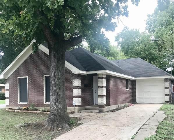 1403 Owega Avenue, Dallas, TX 75216 (MLS #14440830) :: Team Hodnett