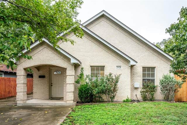 2924 Travis Avenue, Fort Worth, TX 76110 (MLS #14440844) :: The Kimberly Davis Group