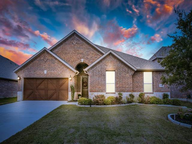 1425 Torrent Drive, Little Elm, TX 75068 (MLS #14440903) :: The Mitchell Group