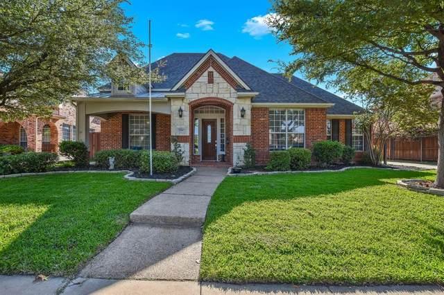 2704 Sir Patrice Lane, Lewisville, TX 75056 (MLS #14440906) :: Real Estate By Design