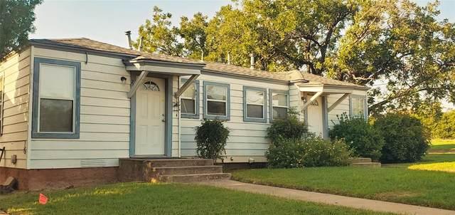 203 College Drive, Abilene, TX 79601 (MLS #14440908) :: ACR- ANN CARR REALTORS®