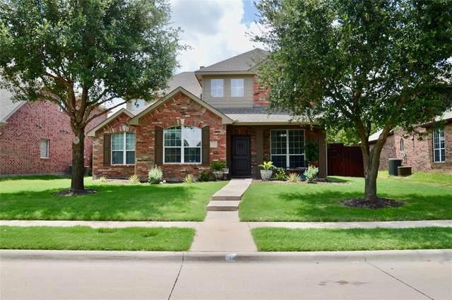 1145 Southampton Drive, Frisco, TX 75036 (MLS #14440909) :: The Tierny Jordan Network