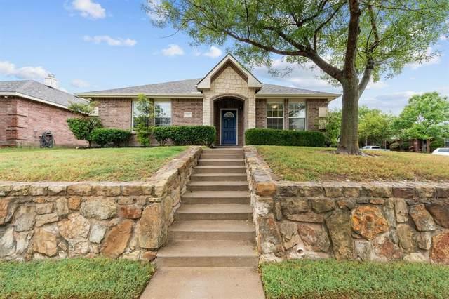 1711 Honey Creek Lane, Allen, TX 75002 (MLS #14440916) :: The Tierny Jordan Network