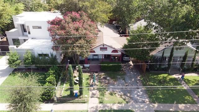 1844 Mcmillan Avenue, Dallas, TX 75206 (MLS #14440917) :: The Mitchell Group